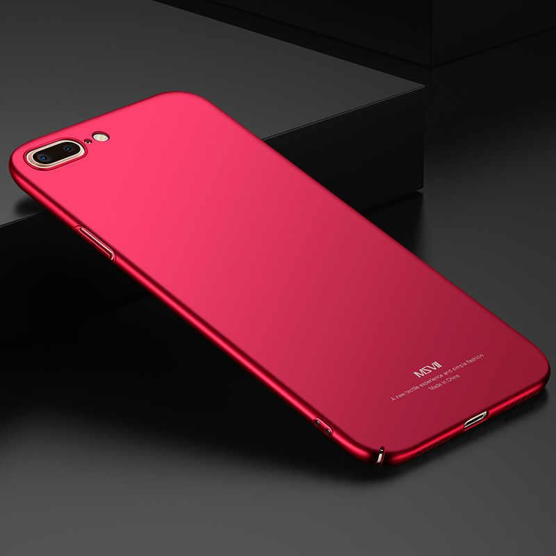 Роскошные всего тела Футляр матовый PC задняя крышка для iPhone 7 7 plus 6 тонкий мешок Kickstand чехол для Apple IPhone 5 5S SE 6S plus