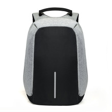 15 cal plecak na laptopa USB do ładowania z zabezpieczeniem przeciw kradzieży plecak męski plecak podróżny wodoodporny tornister mężczyzna Mochila