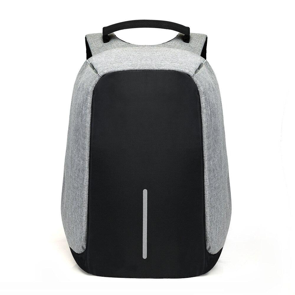 15 inch Laptop Rugzak USB Opladen Anti Diefstal Rugzak Mannen Reizen Rugzak Waterdichte Schooltas Mannelijke Mochila