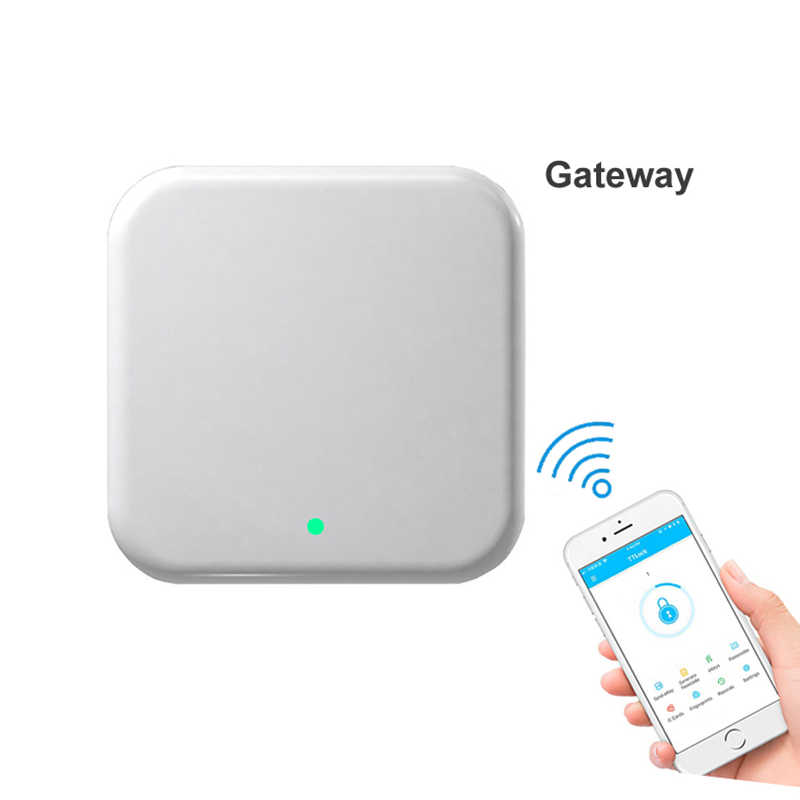 G2 TT Blocco App Gateway Bluetooth Intelligente Serratura Elettronica Adattatore Wifi
