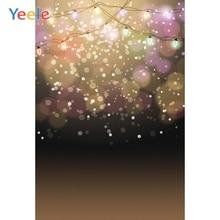 Yeele Professional Photography Backdrops Glitters Dreamy LED Light Bokeh Flash Spot Photographic Backgrounds For Photo Studio