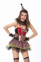 Frauen hexe Kostüme Halloween Cosplay Kleid 6286 Magische Hexe Kostüm Party Kleider