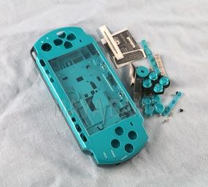 Image 2 - Cao QulaityGame Tay Cầm Thay Thế Full Nhà Ở Vỏ Cover Có Nút Bấm Bộ PSP3000 PSP 3000