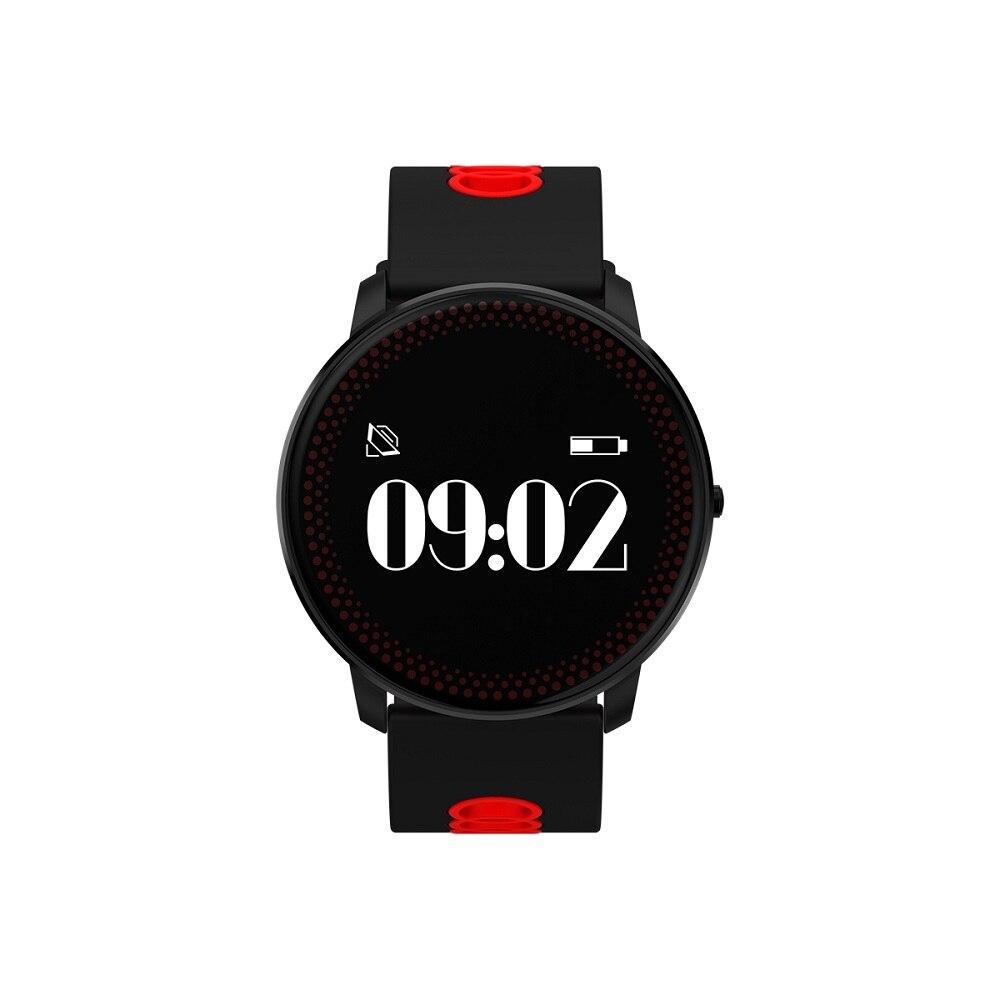 Cf007 Водонепроницаемый Смарт-фитнес браслет трекер сердечного ритма Приборы для измерения артериального давления Мониторы шагомер SmartBand браслет для iOS и Android