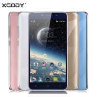 Xgody Mobile Phone 5 5 Inch 512MB RAM 8GB ROM With 5MP Camera Quad Core Android