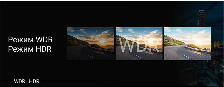 Ruccess Mirror Recorder Car Radar Detector for Russia Full HD 1080P Dual Lens Camera Registrar 3 in 1 DVR Anti Radar with GPS (7)