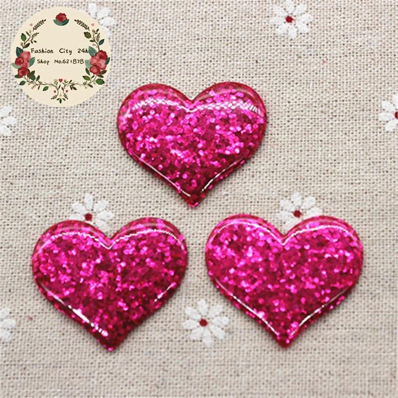 2 Pcs Beautiful Pink Bowknot with Rhinestones Flatback Cabochon Alloy  Decoden Phone Case Decoration Diy Craft Home Decoration Scrapbooking
