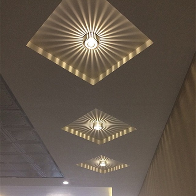 acheter downlight spots pour home2017 creative led couloir porche lampe plafond. Black Bedroom Furniture Sets. Home Design Ideas