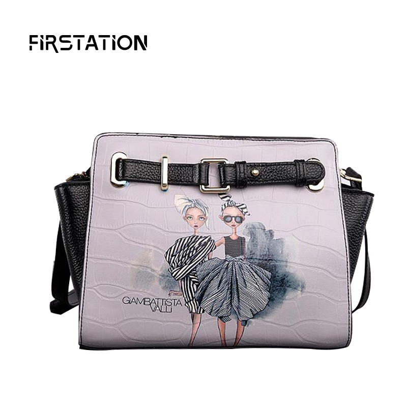 ФОТО New Vintage Genuine Leather Women Shoulder Bags Cow Leather Multi Pattern Crossbody Bags for Women Messenger Bags Bolso Wm0597