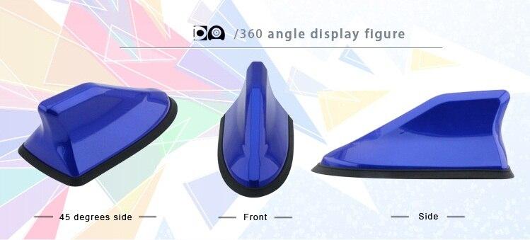 蓝色360°展示