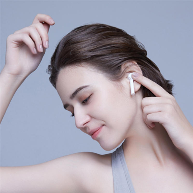 Original Xiaomi Air TWS Earphones Wireless Bluetooth 4.2 Earphone Active Noise Cancelling Smart Touch Bilateral Call Earphone