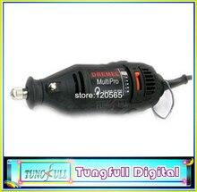 Nuevo 130 W DREMEL Mini molino rectificadora pluma grabadora taladro eléctrico Dirlls DIY envío gratis