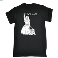 GILDAN I GOT ONE T SHIRT Hen Party Night Wedding Joke Engaged Top Funny Birthday Gift