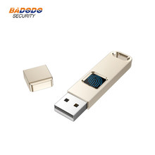 32 Gb 64 Gb Vingerafdruk Versleutelde Usb 2.0 Flash Drive High Tech Pen Drive Security Geheugen Usb Disk Stick(China)