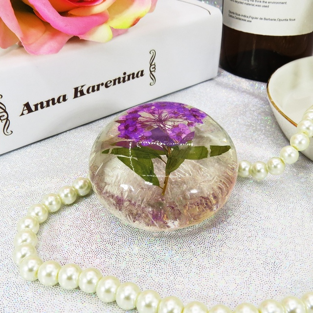 Amino acid Flower Handmade Soap Pure Natural Plant Soap for Face Hand Body Bath Flower Soap Nourish Skin Anti-allergy Cleansing 4