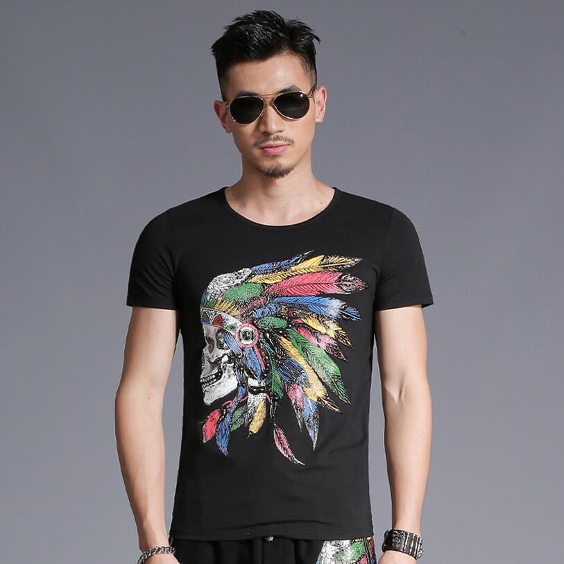 TBAIYE 2019 de vară recentă Design Noble T-shirt pentru bărbați - Imbracaminte barbati