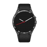 2017 Hot Sale KW88 Smart Watch Android 5 1 MTK6580 CPU 1 39 Inch 3G Wifi
