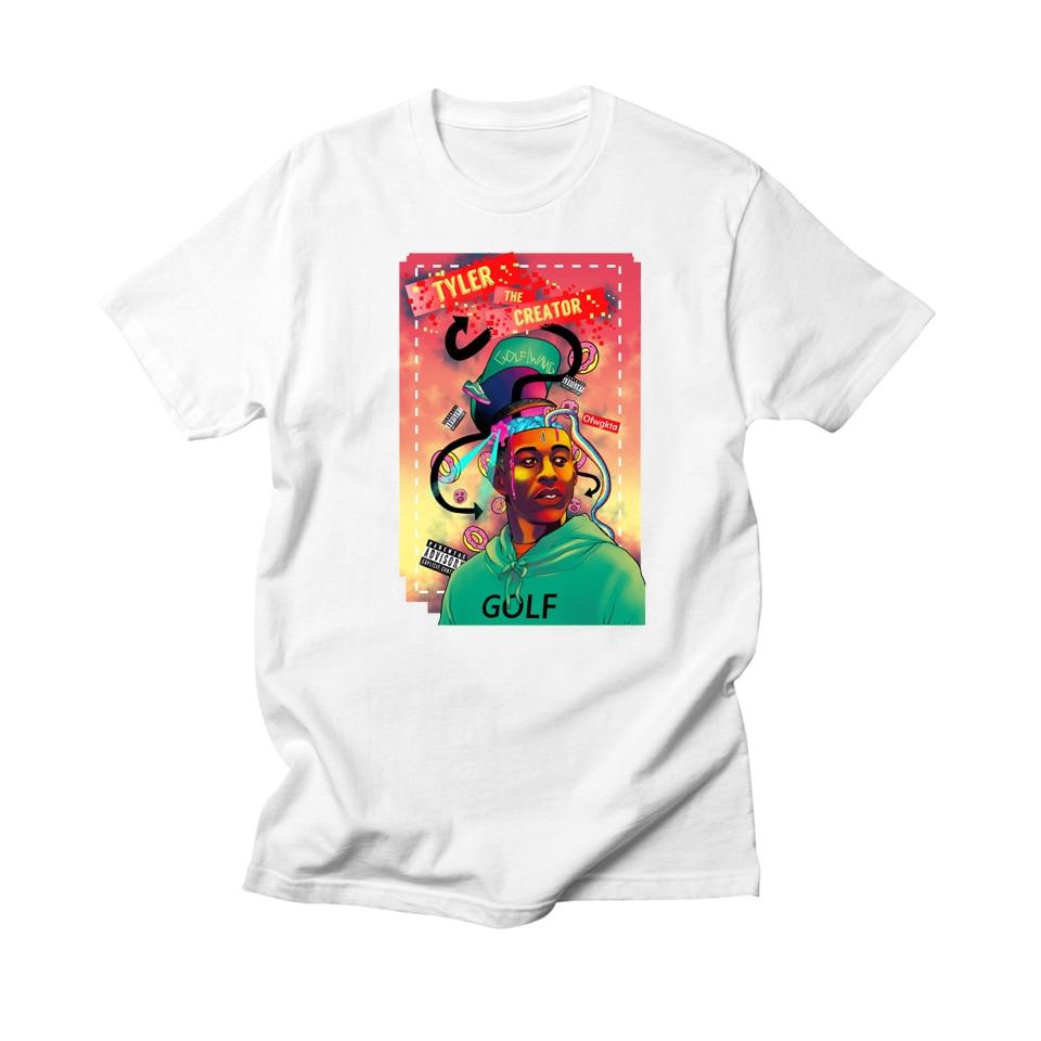 Tyler The Creator T Shirt Earl OFWGKTA Odd Future Cherry Bomb Wolf Gang New