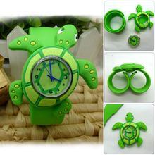 Silicone Band Bracelet Wristband Watch
