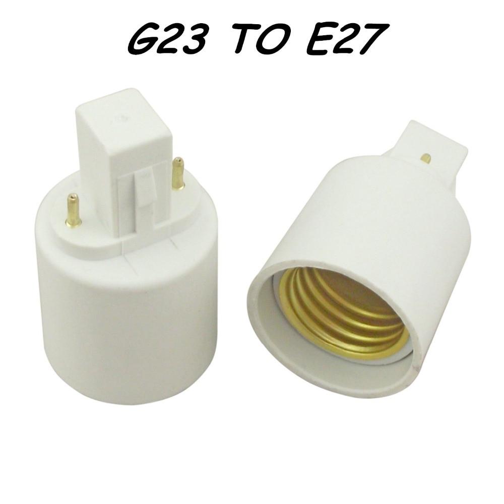 G23 To E27 Lamp Holder Converter G23 Socket Base For Led