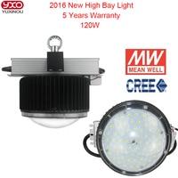 120 Watt led high bay licht mit CREE XTE LEDS und Bedeuten gut treiber 120 watt led Industriebeleuchtung Hohe qualität führte lagerhauslampe-in Industriebeleuchtung aus Licht & Beleuchtung bei