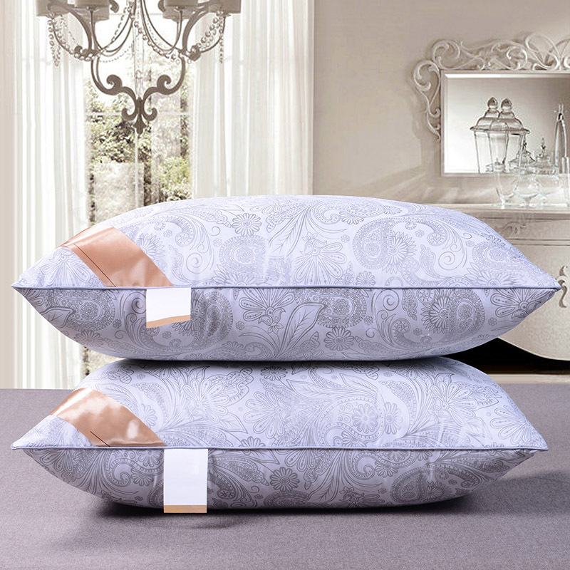 Decorative Pillows Rectangle Pillow Filling Cushion Stuffing Core Inner High Quality Insert Comfortable Hotel Home White Bed Neck 40x68 42x70 48x74 Fashionable Patterns Back To Search Resultshome & Garden