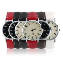 Women Fashion and Simple Casual Watch Super Thin Business Quartz Watches Waterproof Women clock