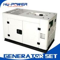 Changchai двигателя Топ земельный портативный silent 10kw дизель генератор цена