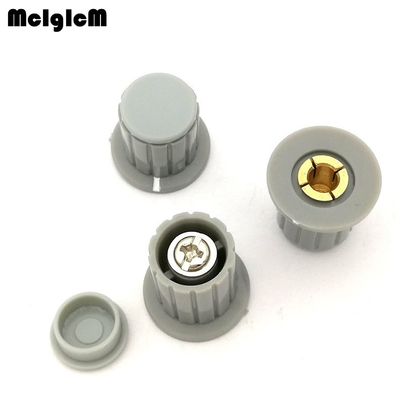 MCIGICM Grey knob button cap is suitable for high quality WXD3 13 2W turn around special