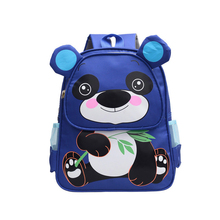 2017 Fashion cartoon youngsters schoolbags for Children for kindergarten child mochila Infant schoolbags backpacks,three sorts of colour