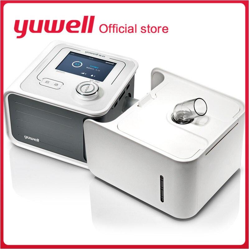 Yuwell YH560 APAP Mode FullyAutomatic VentilatorAutomatic Airway Positive Pressure Aerator Intelligent Ventilator Respirator