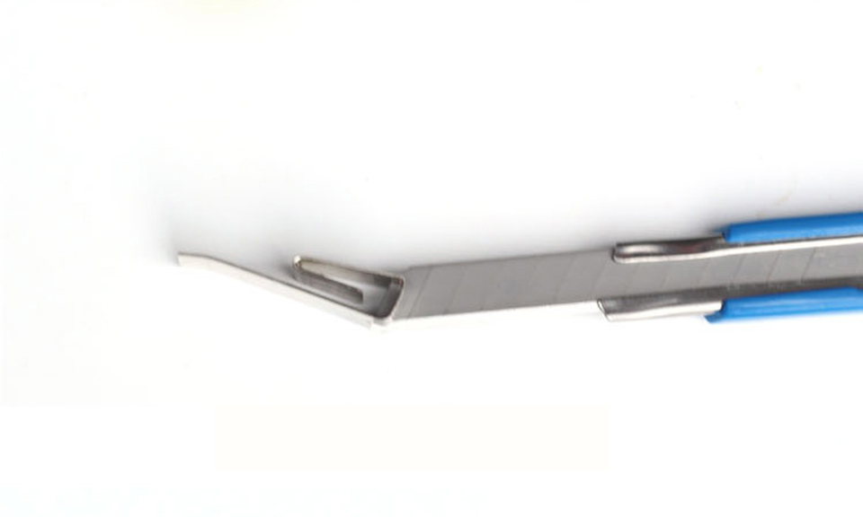 Japan Jajima Cutter Vinyl Cutter 9mm Stainless Steel Knife For Car Wrap Lc 304