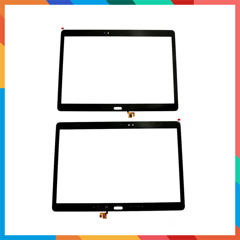 """10Pcs/lot 10.5"""" For Samsung Galaxy Tab S 10.5 LTE SM 800 T800 T805 Touch Screen Digitizer Sensor Front Outer Glass Lens Panel-in Tablet LCDs & Panels from Computer & Office    1"""