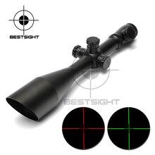 NUEVOS Leupold M1 6-24×60 AO Caza Al Aire Libre Táctico Óptica Alcance Iluminado Rojo y Verde Riflescope Mildot Rueda Lateral
