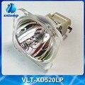 Заменяемая прожекторная лампа VLT-XD520LP для EX53E/EX53U/XD500U-ST/XD520U/XD520/XD530U