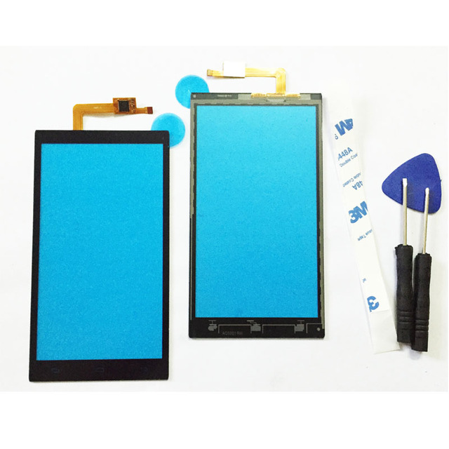 5.0 Inch Touchscreen For Micromax Canvas Juice 2 AQ5001 AQ 5001 Touch Screen Digitizer Sensor Touch Panel