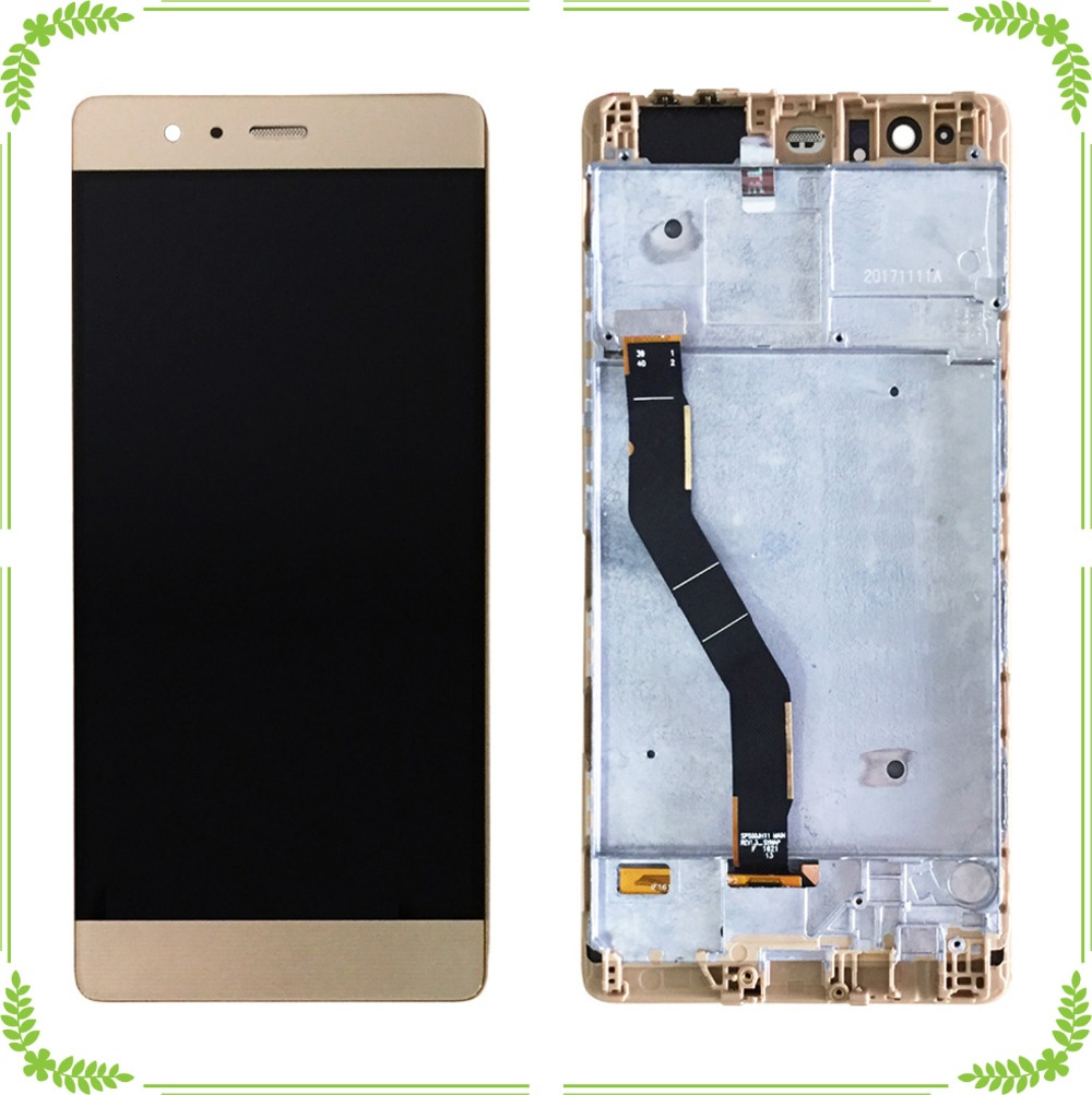 LCD Display for Huawei P9 Plus Touch Screen Digitizer Sensor Panel Assembly with Frame 5.5 inch 1920*1080 ReplacementLCD Display for Huawei P9 Plus Touch Screen Digitizer Sensor Panel Assembly with Frame 5.5 inch 1920*1080 Replacement