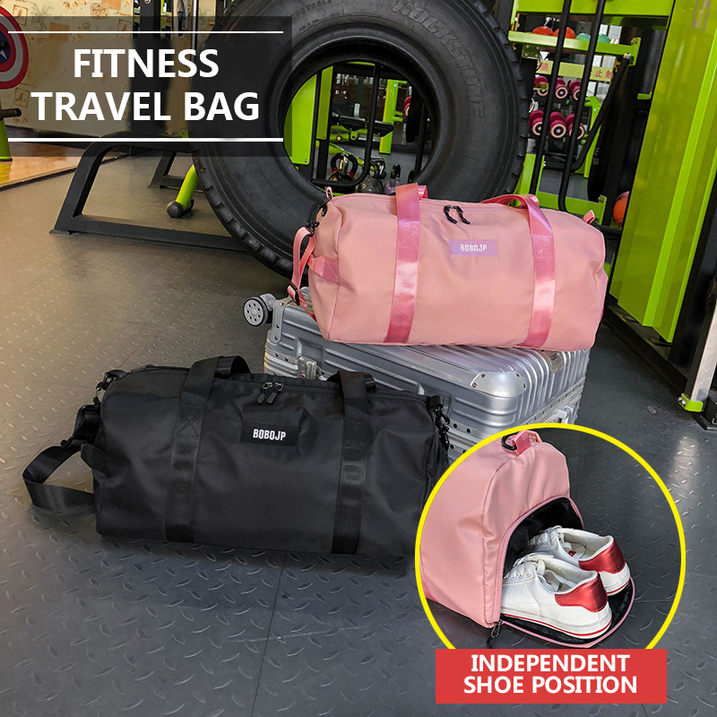 Ourdoor Sport Taschen Ror Gym Frauen Mann Fitness Tasche Für Ausbildung Yoga Taschen Ultraleicht Reise Lagerung Handtasche Tote Mit Schuh beutel