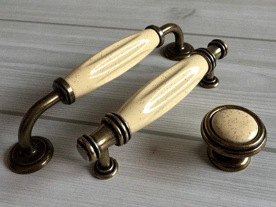 Kitchen Cabinet Handles Knobs Dresser Drawer Pulls Handles ...