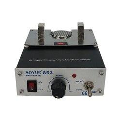 Bezołowiowe stacja podgrzewania wstępnego AOYUE 853 220V ESD bezpieczne kompaktowe o zmiennej ustawienie temperatury chłodzenia ustawienie|Stacje lutownicze|Narzędzia -