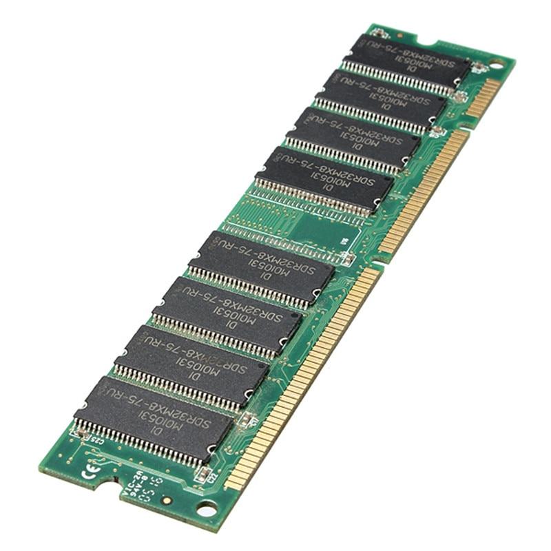 Factory Price 512MB Memory Ram PC133 133MHz 168Pin Desktop SDRAM Memory Ram DIMM NON-ECC NON-REG Hight Quality