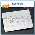 8 pçs/lote Frete Grátis Solda BGA Reballing template stencil BGA Chipset IC placa de estanho para iphone 4 4s 5 5s 5c 6 6-plus 6 S