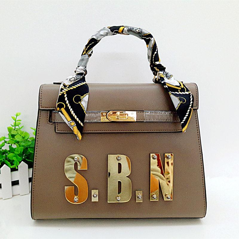 960493c1ef Prada handbag tote bag mini-tweed leather brown camel AB rank