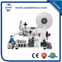 Small Production Machinery Pneumatic Pouch Labeling Machine