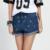 Curto Femme 2017 Calças Curtas Shorts Mulheres Tamanho Grande S-3XL Mulheres Jeans de Lavagem Calças Jeans Verão Calças Da Senhora Da Forma