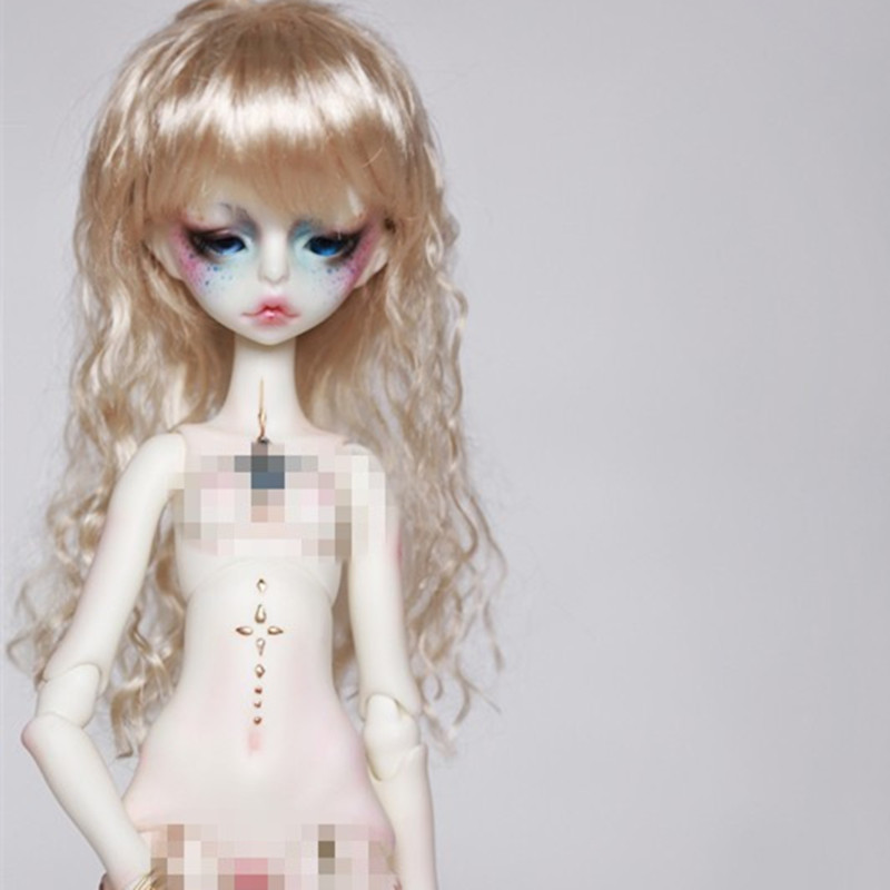 New product 2019 <font><b>BJD</b></font> resin <font><b>bjd</b></font> <font><b>1/6</b></font> <font><b>doll</b></font> Zora beautiful tiny Advanced resin Perfect quality Gifts image