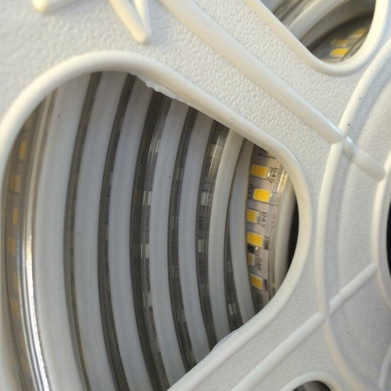 RAZEND 220V Led strip 5730 5630 180leds/m Waterproof Flexible Tape Light 20m 50m 100m Wholesale - 3