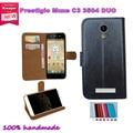 Prestigio Muze C3 3504 DUO чехол 7 цветов туфли-кожаная искусственная кожа эксклюзивный чехол для Muze C3 Prestigio защитная крышка телефон + отслеживая