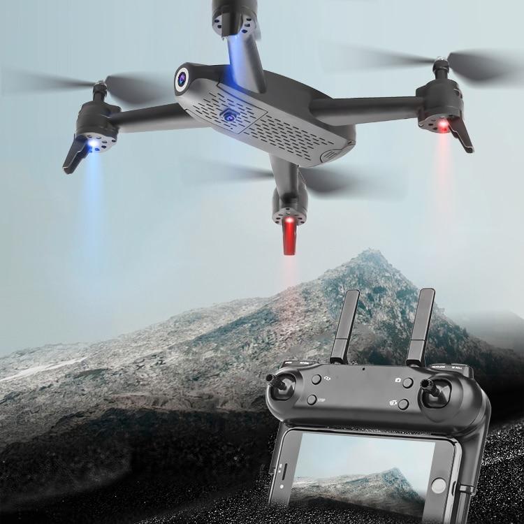 Oyuncaklar ve Hobi Ürünleri'ten RC Helikopterler'de 25 dakika Dayanıklılık Akıllı Takip Rc Helikopter Geniş Açı HD Kamera ile Drone Yüksek Tutma Modu Rc dört pervaneli helikopter Irtifa Helikopter'da  Grup 1