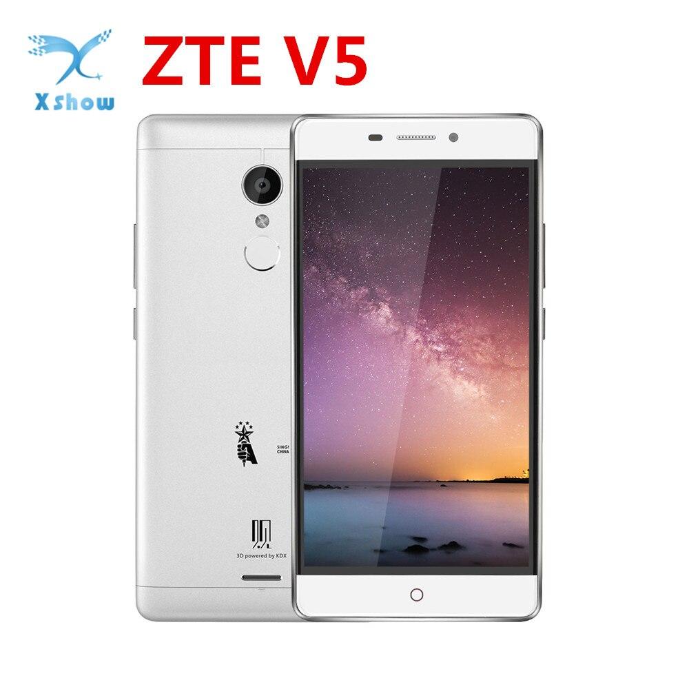 ZTE V5 K3DX V5G Smartphone 5 5 1920x1080 Android 5 1 1 Naked Eye 3D 3000mAh